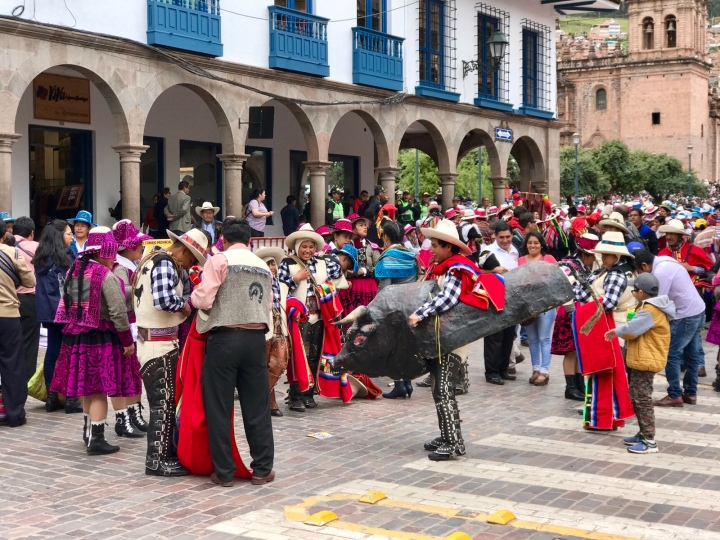 A day in Cusco Blog Post 3 – Al Peru con Joven Guillermo