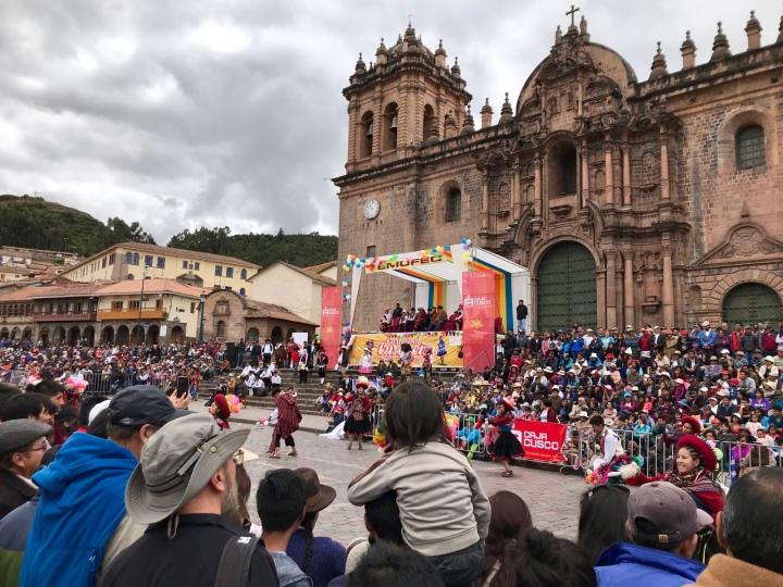A day in Cusco Blog Post 3 – Al Peru con Joven Guillermo